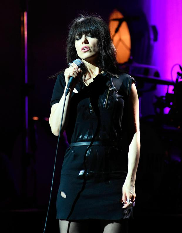 Imelda May performs at the Bord Gais Energy Theatre