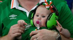 The most popular baby names bestowed on Irish babies in 2016 has been revealed