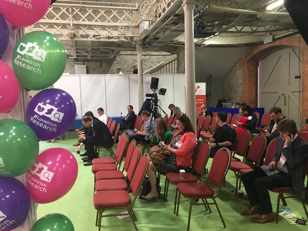 TechConnect Live is taking place in the RDS today
