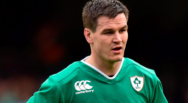 Jonathan Sexton underwent the standard protocol procedure for concussion after playing for Leinster. Photo: Sportsfile