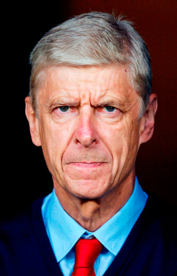 Arsenal boss Arsene Wenger has signed a new two-year deal. Photo: PA Wire