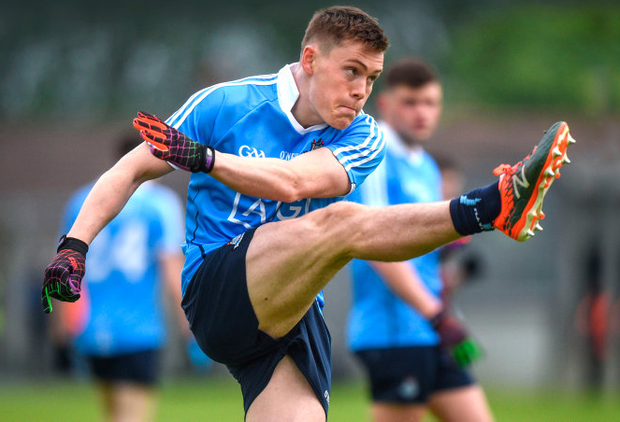 Dublin's Con O'Callaghan could be set to start against Carlow in Saturday night's Leinster SFC quarter-final in Portlaoise. Photo: Sportsfile