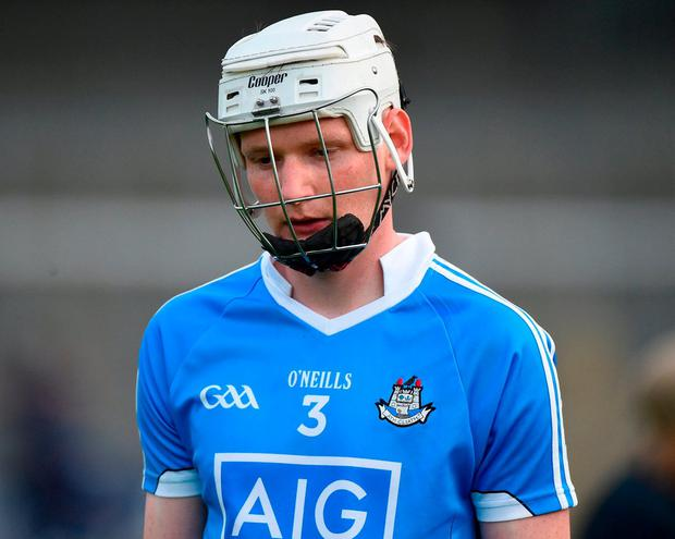 Dublin's Shane Barrett. Photo: Matt Browne/Sportsfile