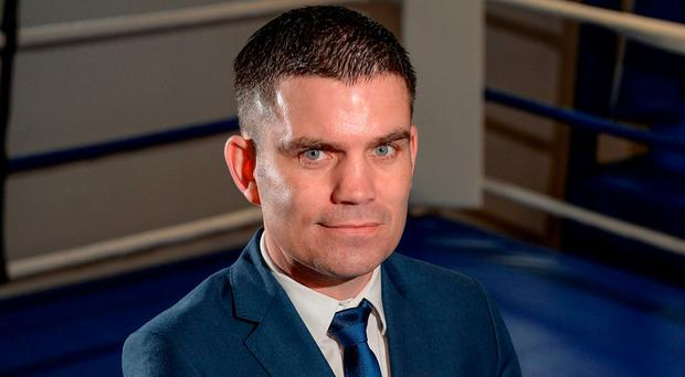 New High Performance Director Bernard Dunne. Photo: Seb Daly/Sportsfile