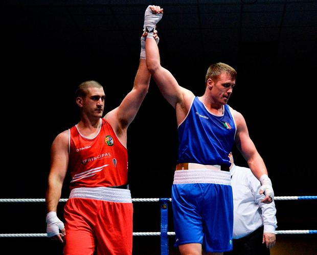 Olympian Darren O'Neill: They don't care about boxers  It's