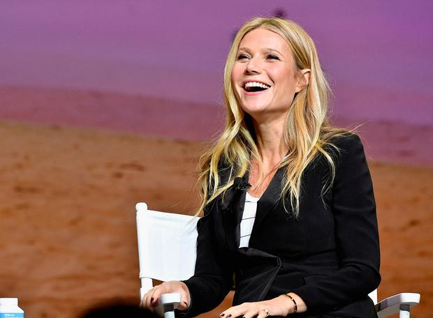 Actress and Founder of goop, Gwyneth Paltrow speaks onstage at Cultivating the Art of Taste & Style at the Los Angeles Theatre during Airbnb Open LA - Day 3 on November 19, 2016 in Los Angeles, California. (Photo by Mike Windle/Getty Images for Airbnb)