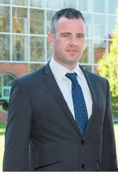 James Ring is Limerick Chamber CEO