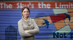 Founder and CEO of Popertee, Lucinda Kelly