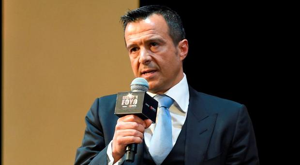 Portuguese football agent Jorge Mendes. Photo: Getty