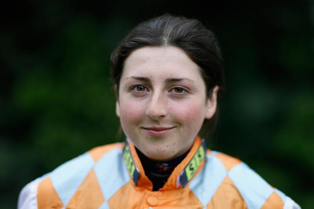 Gina Mangan was due to ride at the Epsom Derby tomorrow. Photo: Getty Images