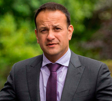 Leo Varadkar Photo: James Connolly