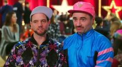 Lords of Strut on BGT