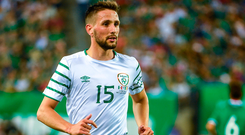 Conor Hourihane of Republic of Ireland. Photo by David Maher/Sportsfile
