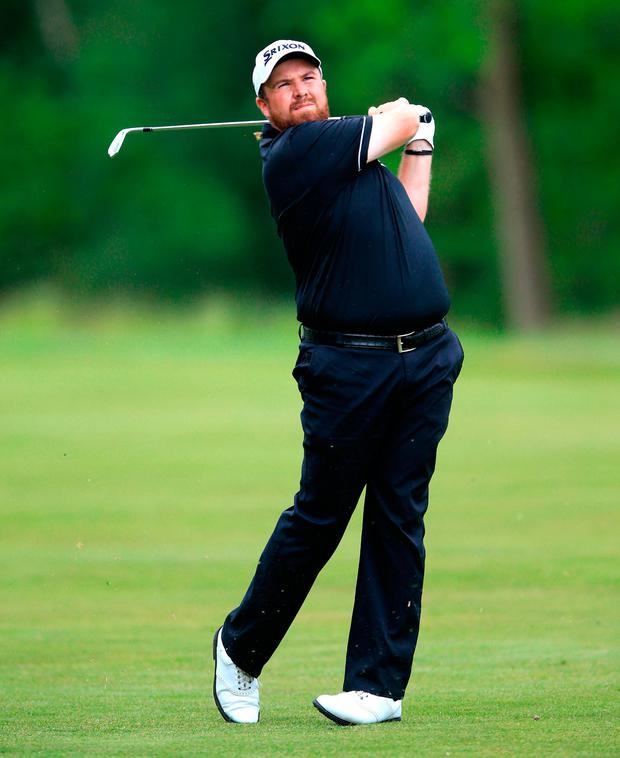 Shane Lowry. Photo credit: Nigel French/PA Wire