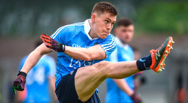 Dublin's Con O'Callaghan will get his first Championship start. Photo: Sportsfile