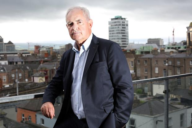 FAMILY RIFT: Dr Peter Boylan's relationship with his sister-in-law Dr Rhona Mahony, Master of the National Maternity Hospital Holles Street, is said to have become seriously strained after they disagreed strongly over the nuns' involvement in the new maternity hospital. Picture: Tony Gavin