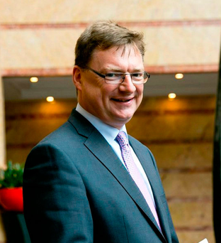 'Chief executive Nick Ashmore, pictured, told the Sunday Independent that the SBCI hopes to secure one in the next two-to-three months and another shortly thereafter'