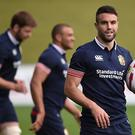 Auckland , New Zealand - 1 June 2017; Conor Murray of the British and Irish Lions during a training session at the QBE Stadium in Auckland, New Zealand. (Photo By Stephen McCarthy/Sportsfile via Getty Images)