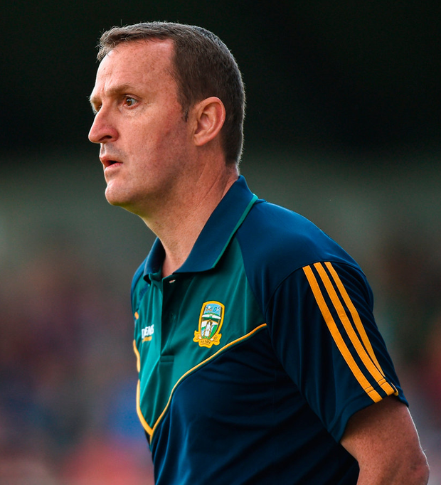 Meath manager Andy McEntee during the Leinster GAA Football Senior Championship Quarter-Final. Photo: Matt Browne/Sportsfile