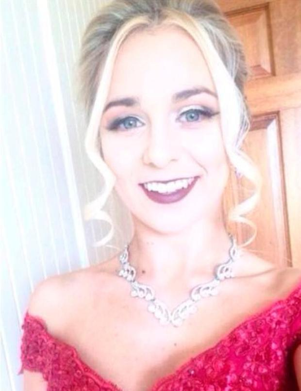 Orla O'Malley, injured in a road accident in Tourmakeady, Co Mayo