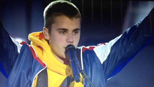 Justin Biebers Speech At One Love Concert For Manchester Arena