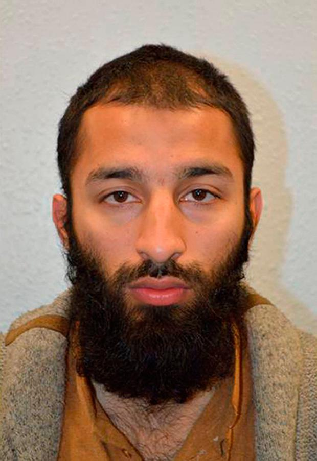 Metropolitan Police undated handout photo of Khuram Shazad Butt who has been named as one of the men shot dead by police following the terrorist attack on London Bridge and Borough Market.