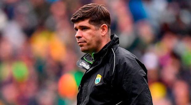 Kerry manager Eamonn Fitzmaurice. Photo: Ramsey Cardy/Sportsfile
