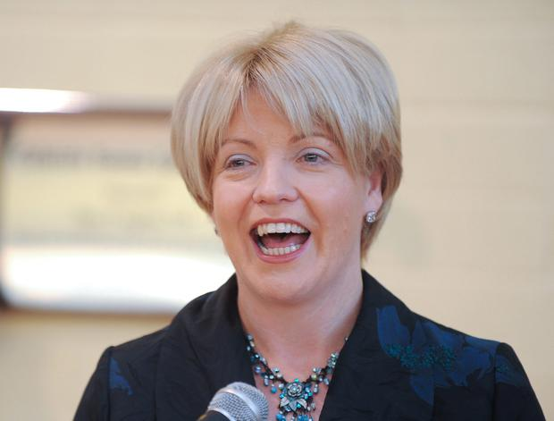 Former Tánaiste Mary Coughlan. Photo: Damien Eagers