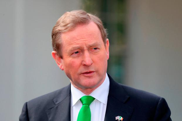 Enda Kenny confirmed that Redouane was not under surveillance by Garda security and intelligence services while he was living here. Photo: PA