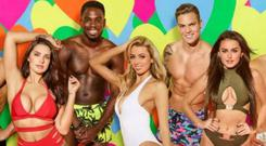 The Love Island hopefuls have landed in the villa
