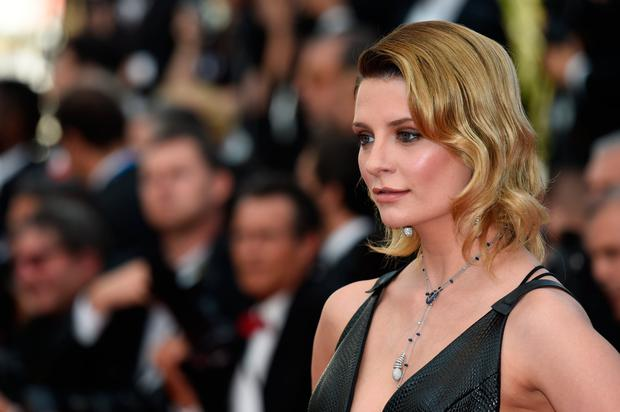 Mischa Barton attends the 70th Anniversary of the 70th annual Cannes Film Festival at Palais des Festivals on May 23, 2017 in Cannes, France. (Photo by Antony Jones/Getty Images)