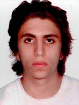 Metropolitan Police undated handout photo of 22-year-old Youssef Zaghba, from east London, the third attacker shot dead by police following the terrorist attacks on London Bridge and at Borough Market on Saturday. Photo: Metropolitan Police/PA Wire