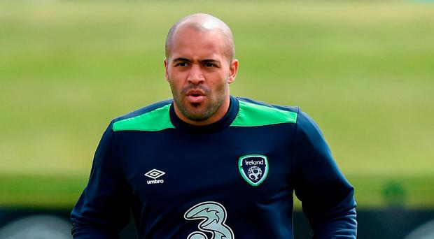 Republic of Ireland's Darren Randolph. Photo: Seb Daly/Sportsfile