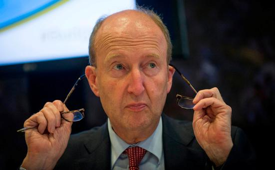 Transport Minister Shane Ross criticised the committee. Photo: Fergal Phillips