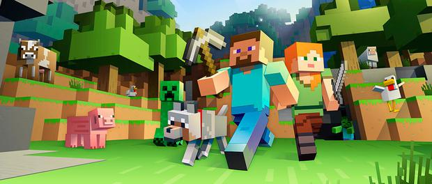 Minecraft was one of the games tested