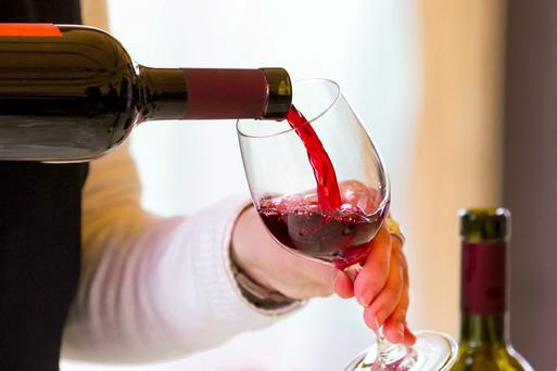 Moderate drinking can harm brain, study says