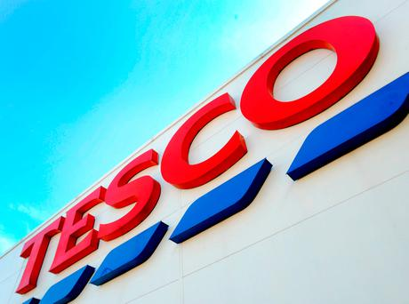 Britain's Serious Fraud Office confirmed that it had fined Tesco £129m . Photo: PA