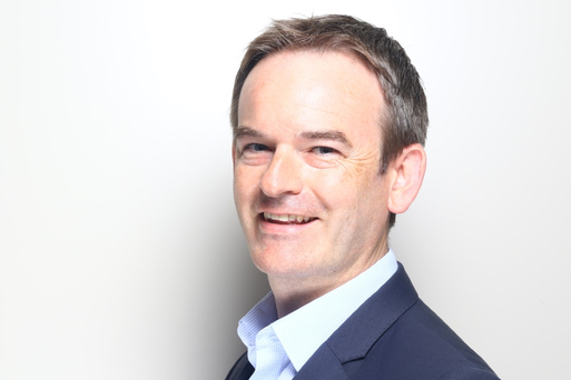 Newly appointed group chief technology officer at PTSB Tom Hayes