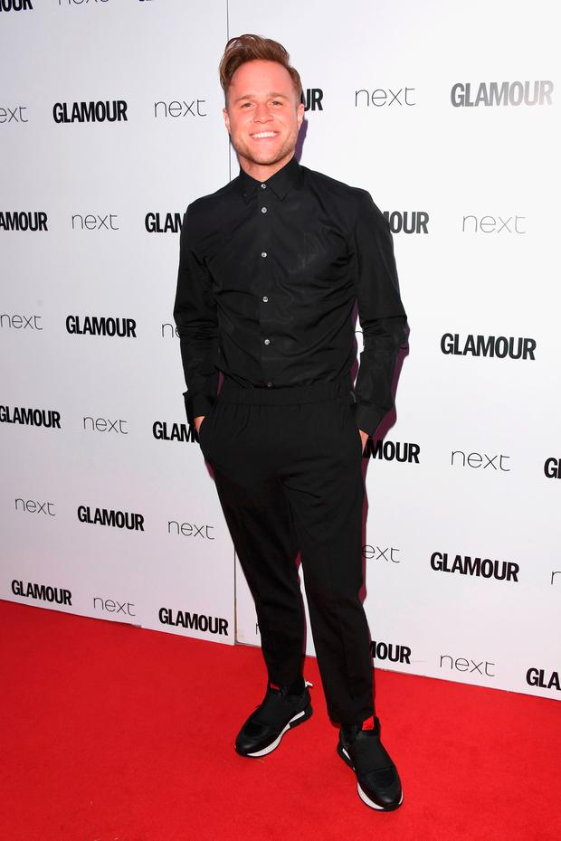 Olly Murs attends the Glamour Women of The Year awards 2017 at Berkeley Square Gardens on June 6, 2017 in London, England. (Photo by Stuart C. Wilson/Getty Images)