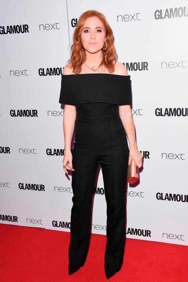 Angela Scanlon attends the Glamour Women of The Year awards 2017 at Berkeley Square Gardens on June 6, 2017 in London, England. (Photo by Stuart C. Wilson/Getty Images)