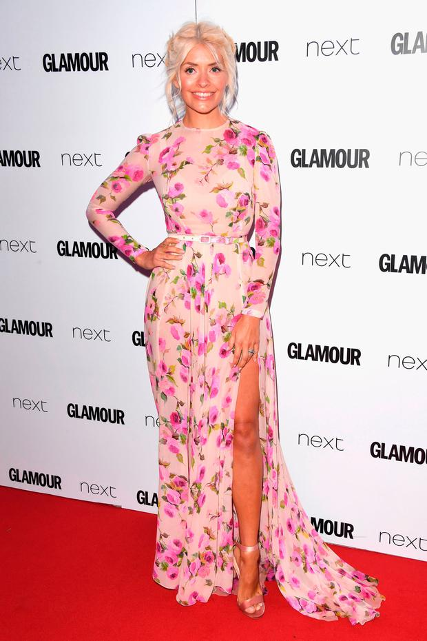 Holly Willoughby attends the Glamour Women of The Year awards 2017 at Berkeley Square Gardens on June 6, 2017 in London, England. (Photo by Stuart C. Wilson/Getty Images)