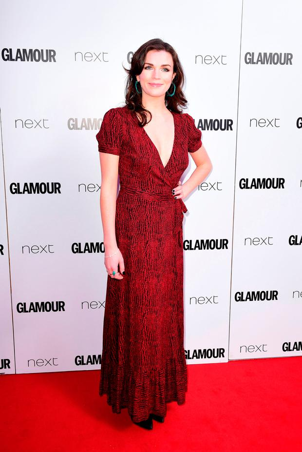 Aisling Bea attending the Glamour Women of the Year Awards 2017 in association with Next, Berkeley Square Gardens, London