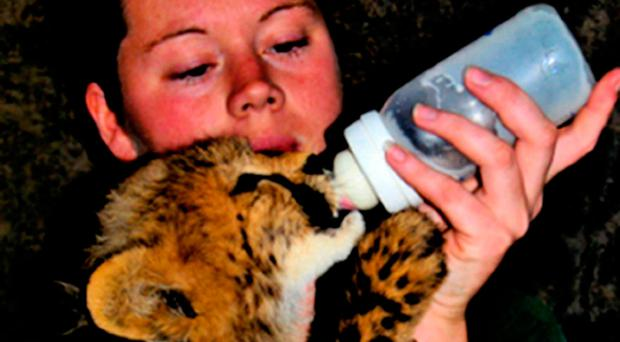 Undated family handout photo issued by Cambridgeshire Police of Rosa King who was killed by a tiger, as her inquest is due to be opened.Cambridgeshire Police/PA Wire