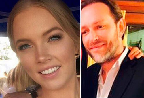 Mother confirms Sara Zelenak (left) as one of the dead, while detectives recover body believed to be missing man Xavier Thomas (right) from Thames