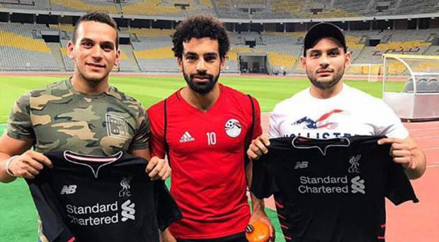 Mohamed Salah could be the first of seven new signings for Liverpool this summer. @Only1Essam / Twitter