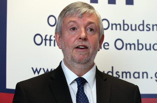 Information Commissioner Peter Tyndall