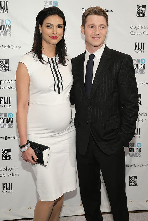 NEW YORK, NY - NOVEMBER 30: Morena Baccarin and Ben McKenzie attend the 25th IFP Gotham Independent Film Awards co-sponsored by FIJI Water on November 30, 2015 in New York City. (Photo by Neilson Barnard/Getty Images for IFP)