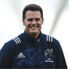 20 May 2017; Munster director of rugby Rassie Erasmus ahead of the Guinness PRO12 semi-final between Munster and Ospreys at Thomond Park in Limerick. Photo by Diarmuid Greene/Sportsfile