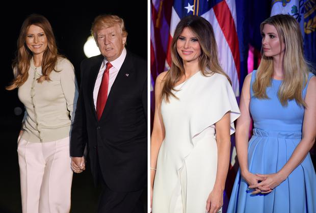 c2f64277598 We asked a body language expert to analyse what Melania Trump really ...