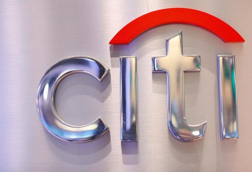 Citi's profits in Ireland rose to $863m last year. Photo: PA